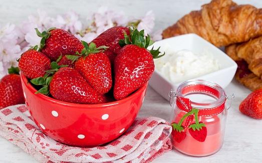 Клубника – ягода с божественным вкусом