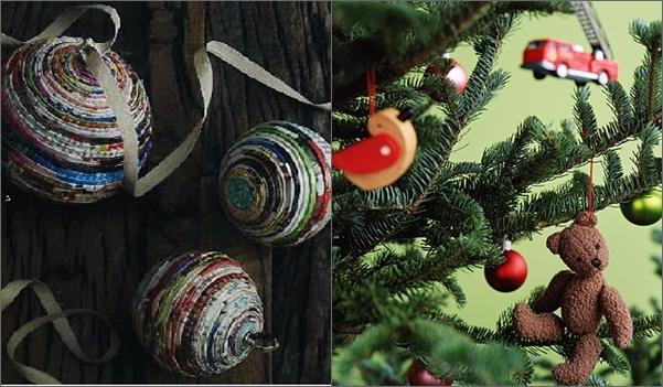 Новогодние украшения на елку своими руками: фото мастер-класс