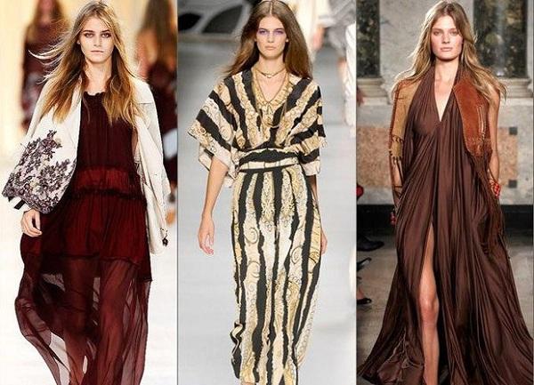 Богемный шик: актуальные наряды и аксессуары в этническом стиле