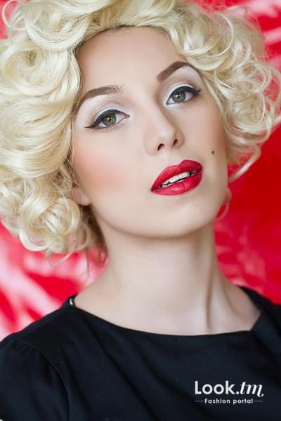 Фотоурок: макияж Мэрилин Монро