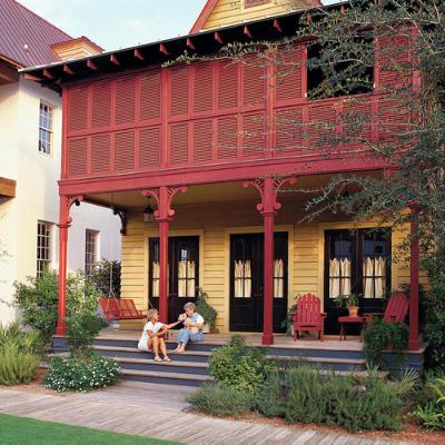 20 веранд: идеальные места для отдыха и общения