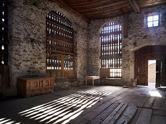 Chesa Wazzau – дом 17-го века