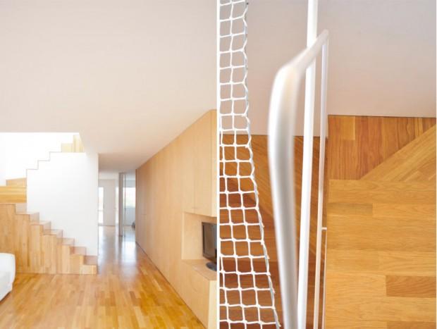 Двухэтажная квартира от OODA