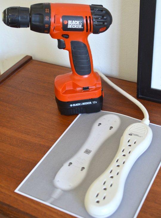 Быстро и точно разметить стену: используем… сканер!