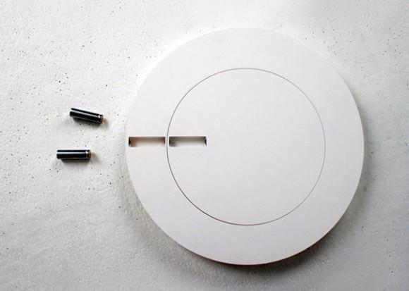 Фантастически простой дизайн часов