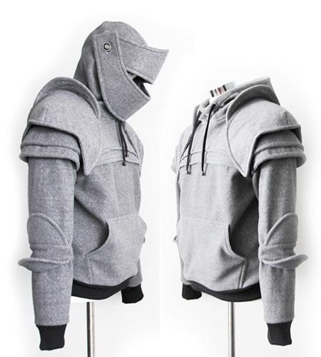 Броня для настоящего рыцаря