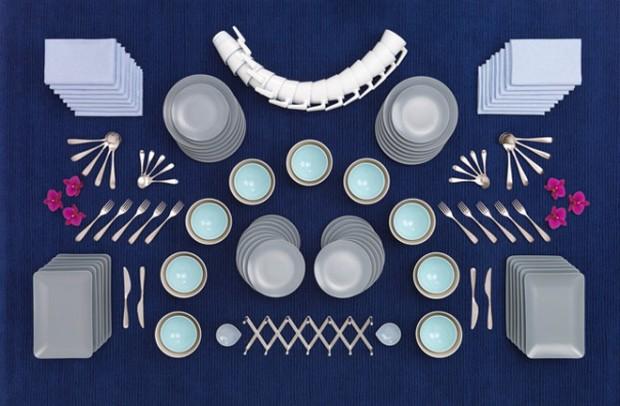 Посуда Икея в фотографиях Карла Кляйнера