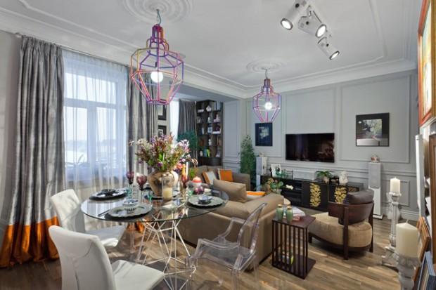 Апартаменты Сергея Махно
