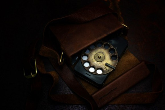 Дисковый смартфон