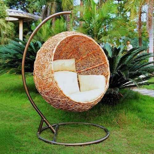 33 удивительных подвесных места для вашего сада