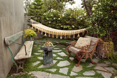 Патио — идеальное место для отдыха