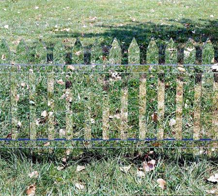 Невидимый забор