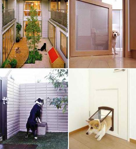 Оптимизированные для животных дома