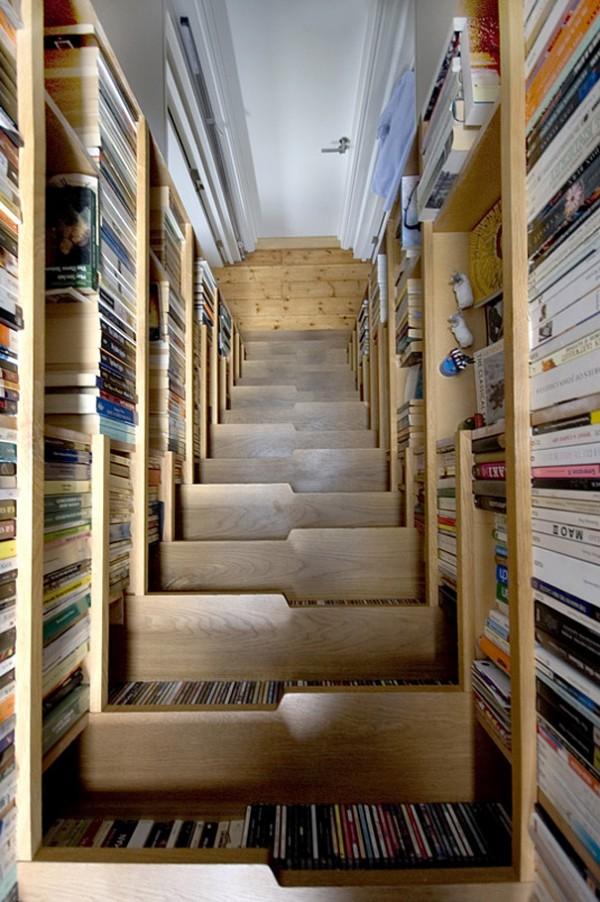 Лестницы в небо или 28 идей для лестниц