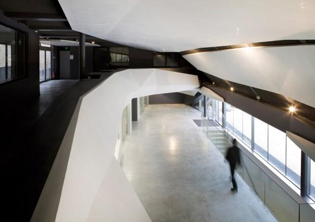 Дизайн торгово-промышленной палаты в Аменьене