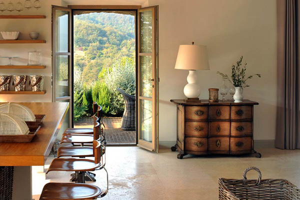 Вилла Spinaltermine в Италии