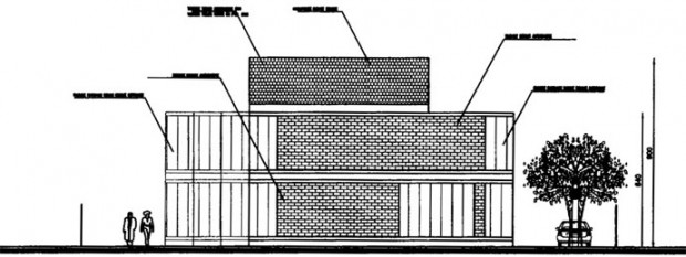 Дом из контейнеров