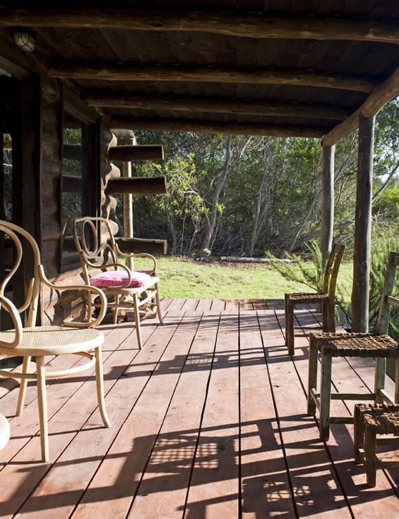 Эко-дом в Уругвае