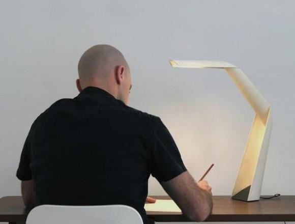 Экологически чистая лампа
