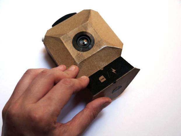 Самодельная камера