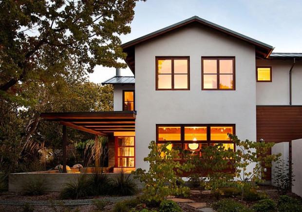 Дом на одну семью в Калифорнии
