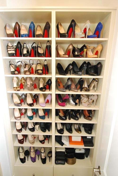 Золушке и не снилось. 10 вариантов хранения обуви