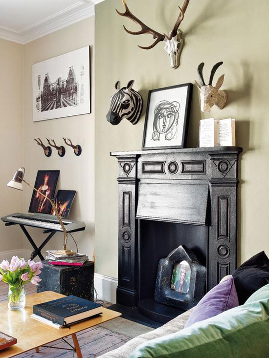 Английский стиль в интерьере квартиры