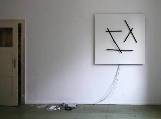 Синхронные часы от Florian Jenett