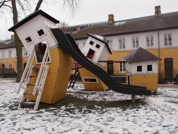 Детские площадки от Monstrum