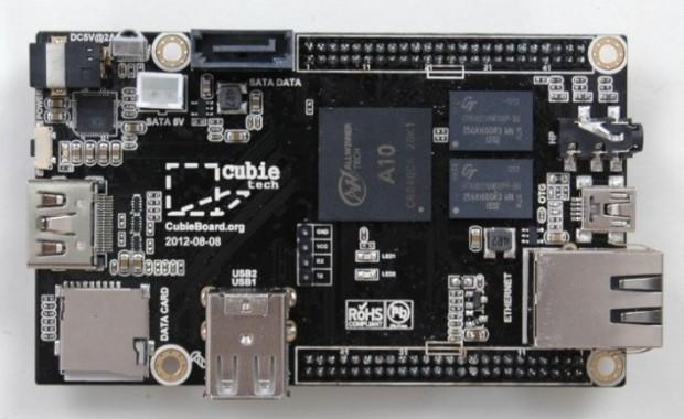 Мини-компьютер для домашнего творчества