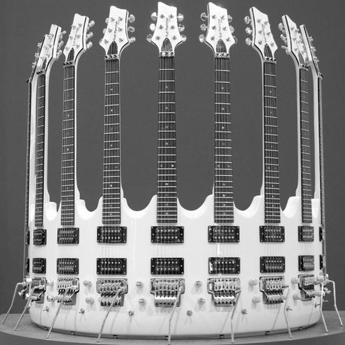 Гитары-мутанты