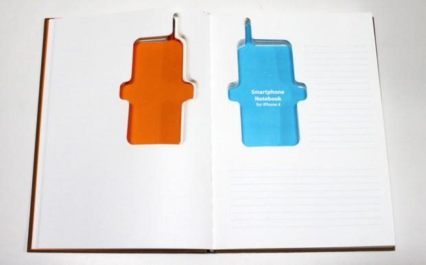 Записная книжка для смартфона