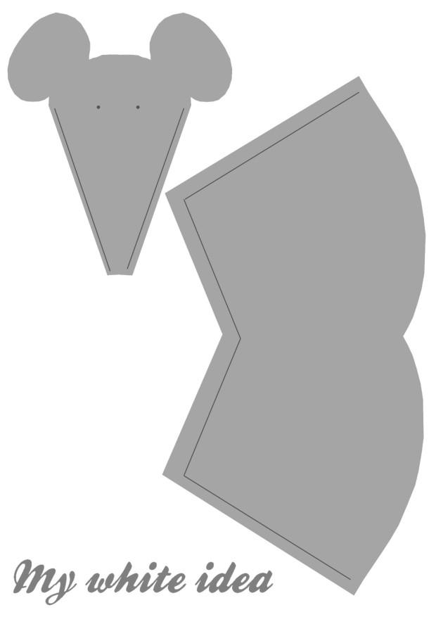 Своими руками: сумка-слон