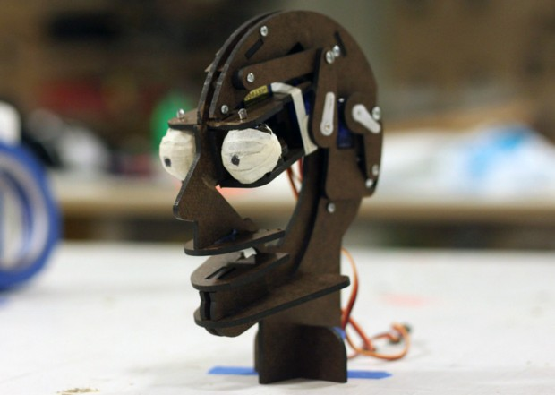 Голова робота
