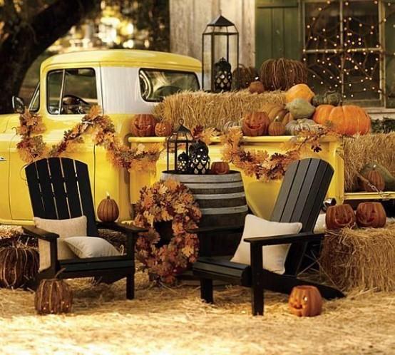 28 идей для оформления дома к Хэллоуину