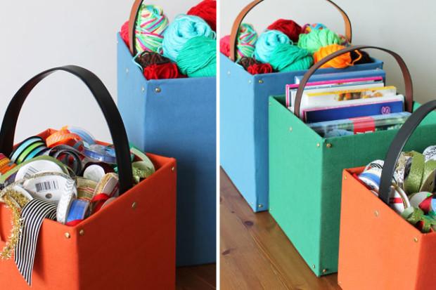 Своими руками: Организованные коробки для хранения