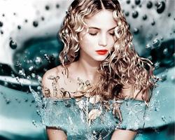 5 секретов красивых волос