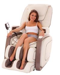 Как использовать массажное кресло в борьбе с целлюлитом?