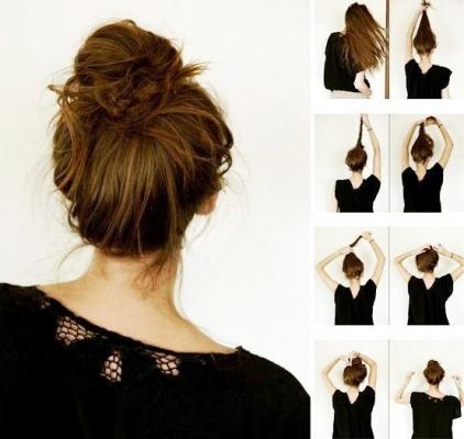 Модные прически осени 2013 (40 фото)
