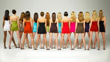 Какой тип женщин нравится мужчинам?