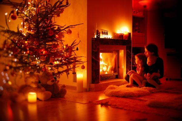 Как снять дом на Новый год