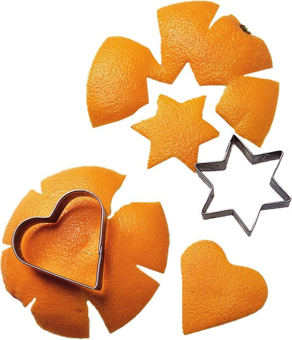Праздник! Чувствуете? — Апельсиновый аркатура к Новому году