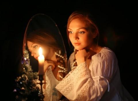 Гадания во новогоднюю ночь