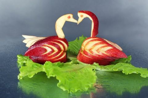 Поделки изо овощей своими руками