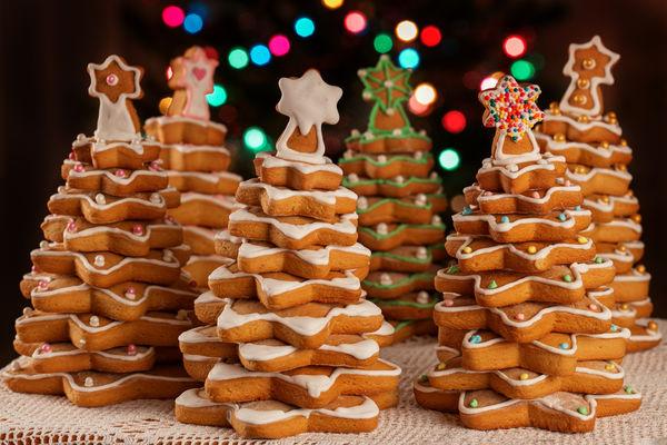 Съедобная новогодняя елка: идеи ради  праздничного стола