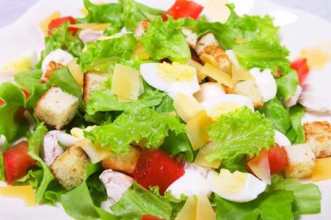Вкусные салаты на ненадеванный год